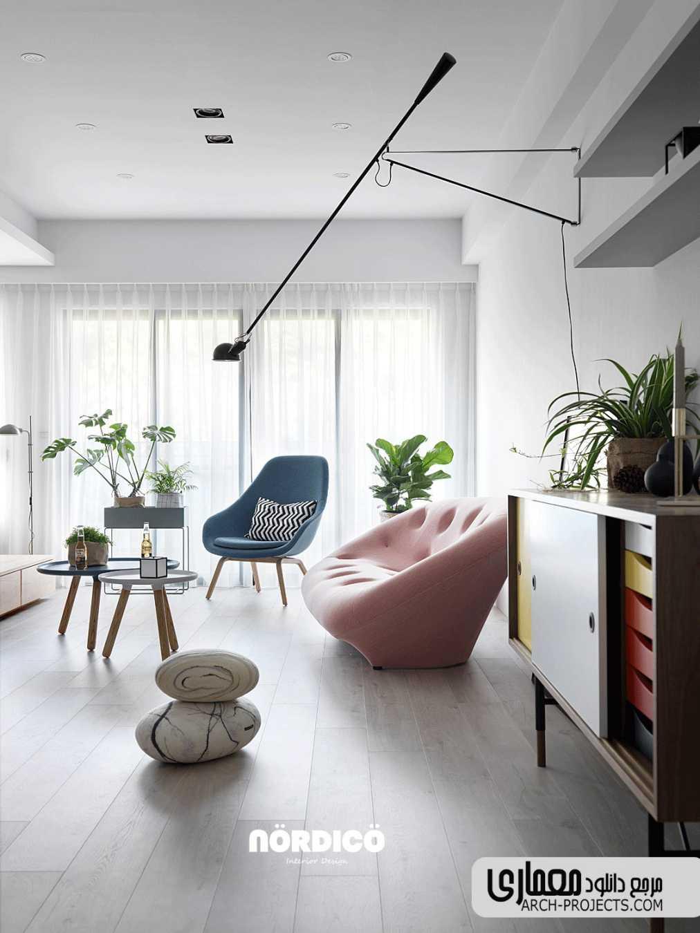 ایده های معماری داخلی