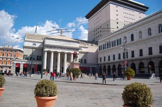 تئاتر کارلو فلیچه در جنووا