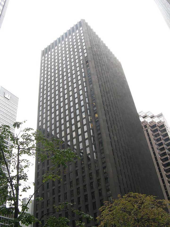 ساختمان سیبیاس