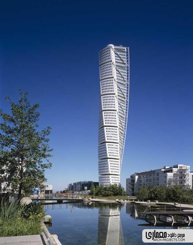 برج پیچنده