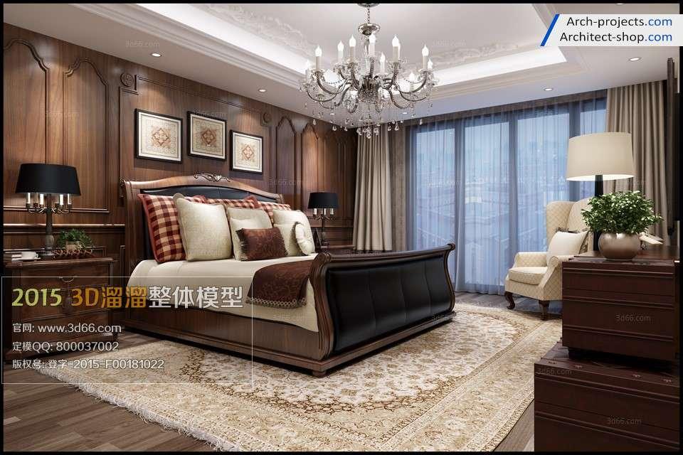 اتاق خواب آمریکای