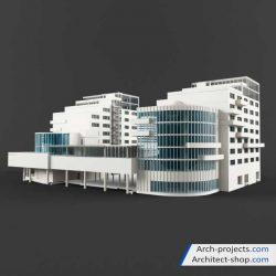 دانلود رایگان مدل سه بعدی خانه