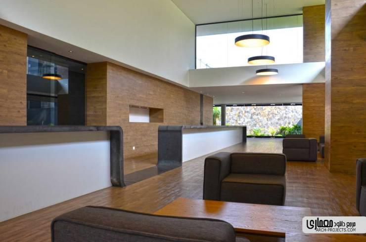 طراحی برج مسکونی انرژی زنده