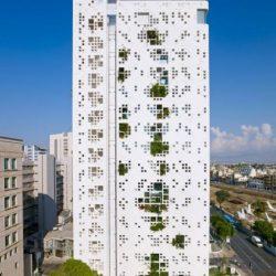 طراحی برج سبز – قبرس