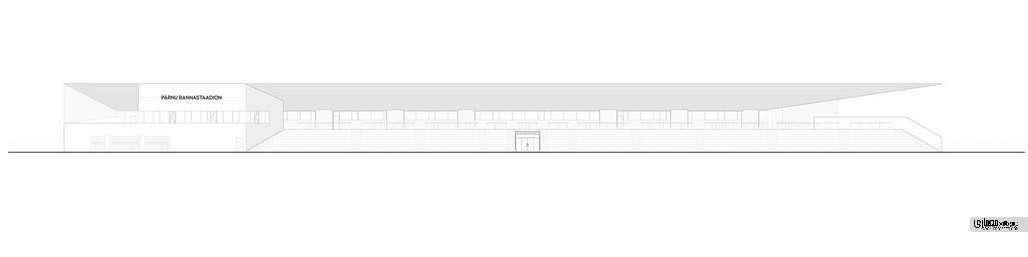 طراحی ورزشگاه Pärnu