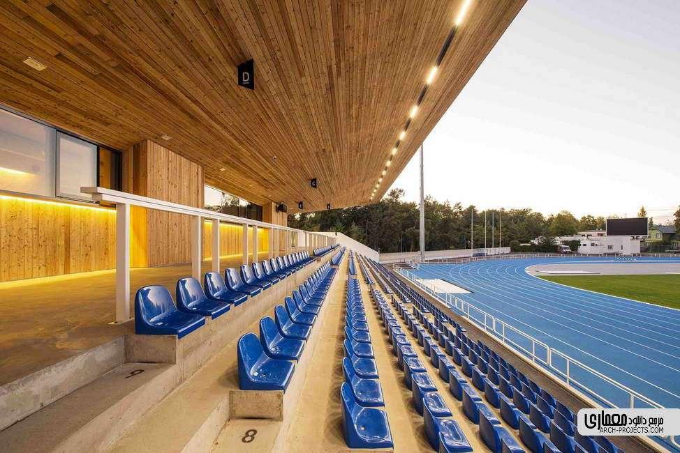ورزشگاه Pärnu