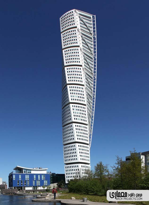 برج چرخان