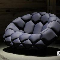 طراحی مدل صندلی برای اتاق نشیمن