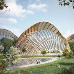 معماری های تک ، High-Tech