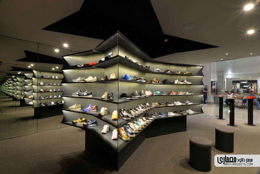 فروشگاه کفش و کلاه