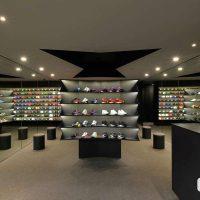 طراحی فروشگاه کفش و کلاه