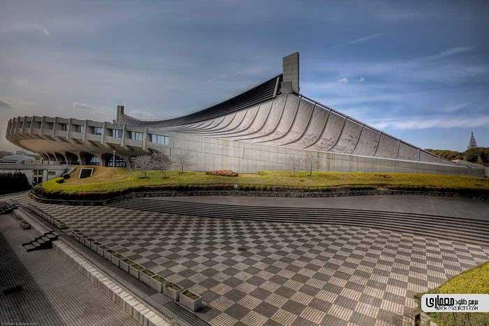 ورزشگاه بینالمللی Yoyogi