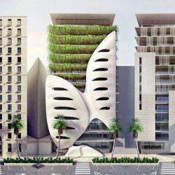 آموزش طراحی نمای ساختمان در 3dmax