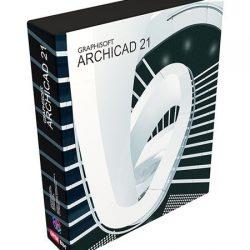 دانلود ArchiCAD 21