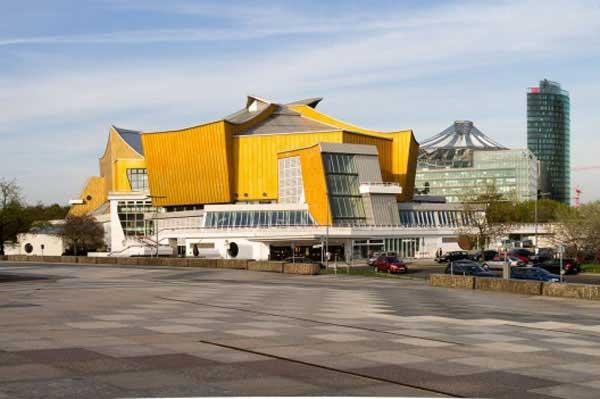 تالار فیلارمونیک برلین