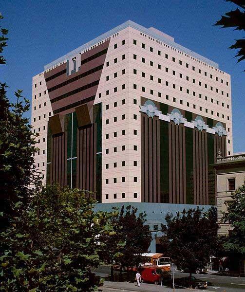 ساختمان خدمات عمومی پرتلند