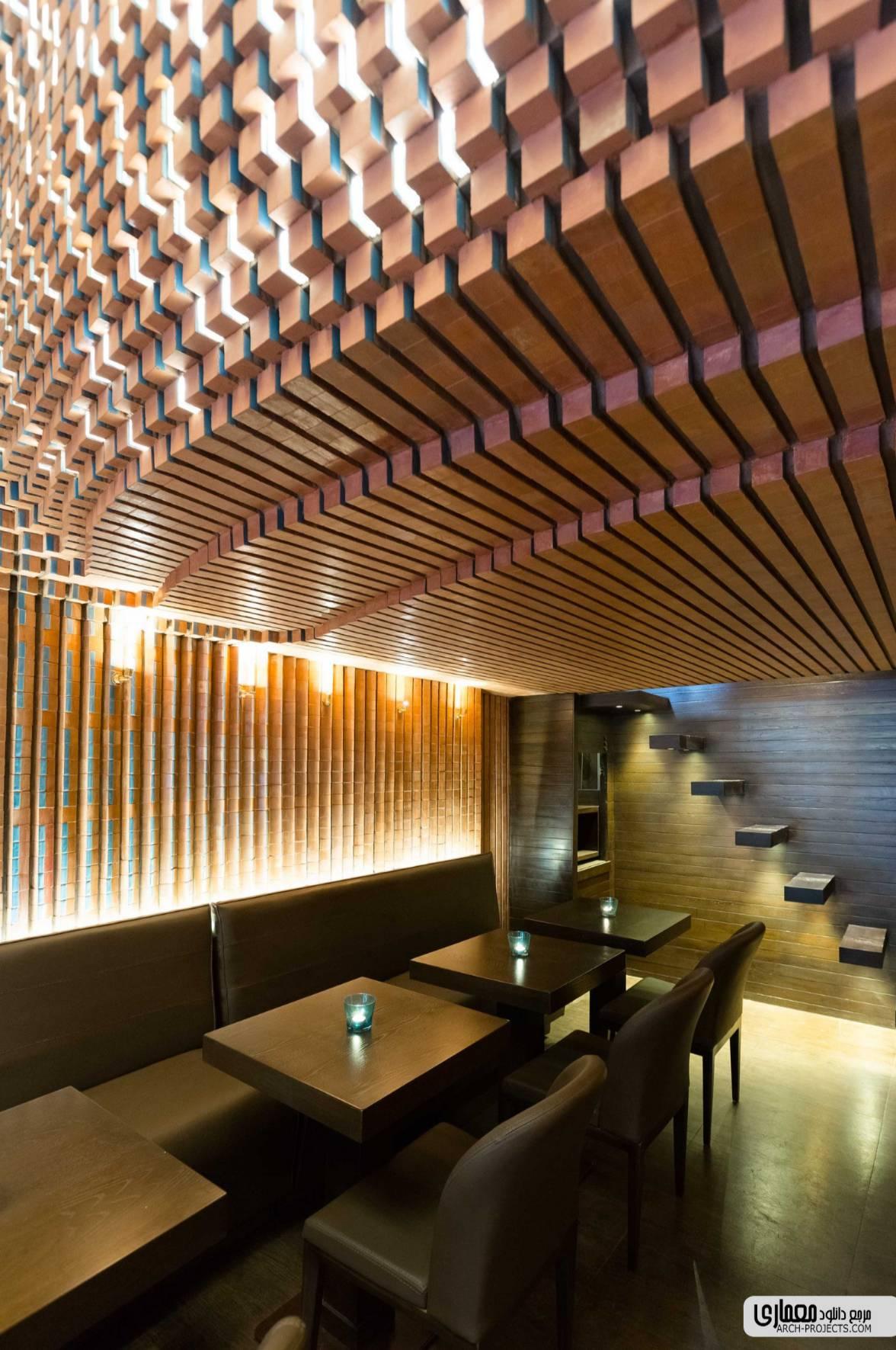 طراحی کافه اسپریس