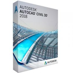 دانلود Civil 3D 2018