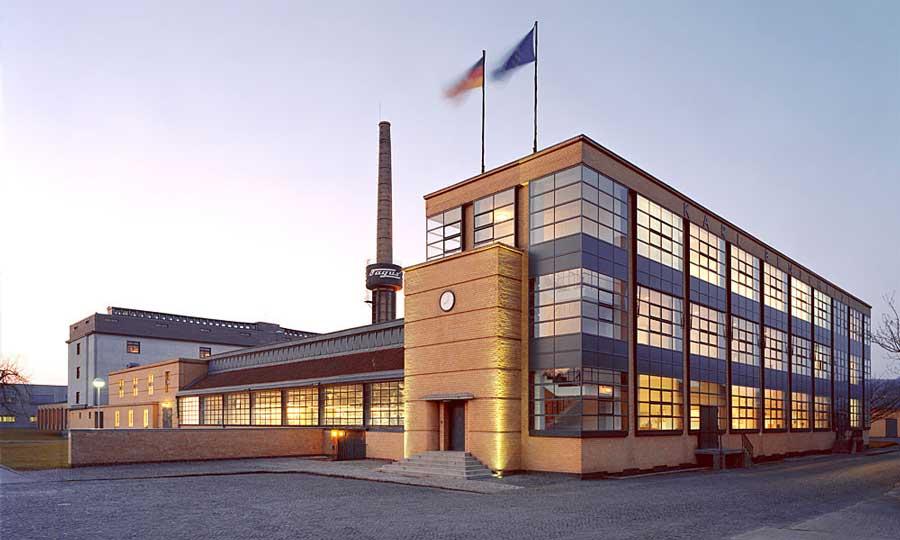 طراحی کارخانه فاگوس
