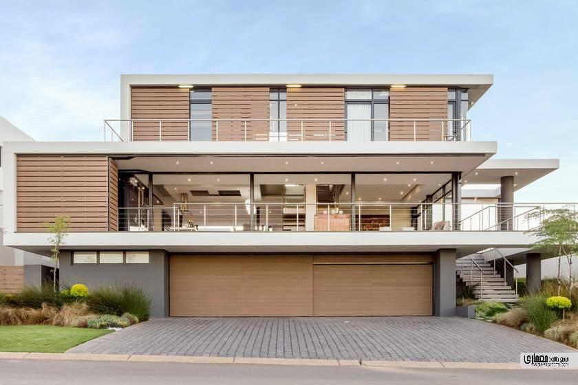 طراحی خانه Vista