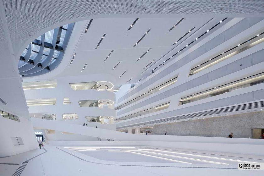 کتابخانه دانشگاه اقتصاد وین
