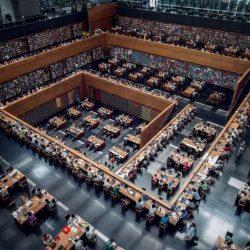 10 کتابخانه زیبا در دنیا
