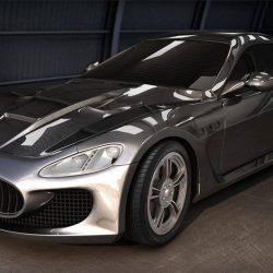 آموزش مدل سازی اتومبیل در 3ds Max