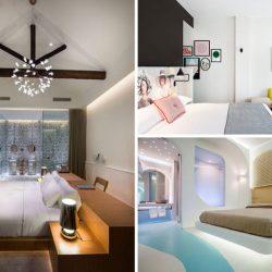 ایده های طراحی اتاق هتل