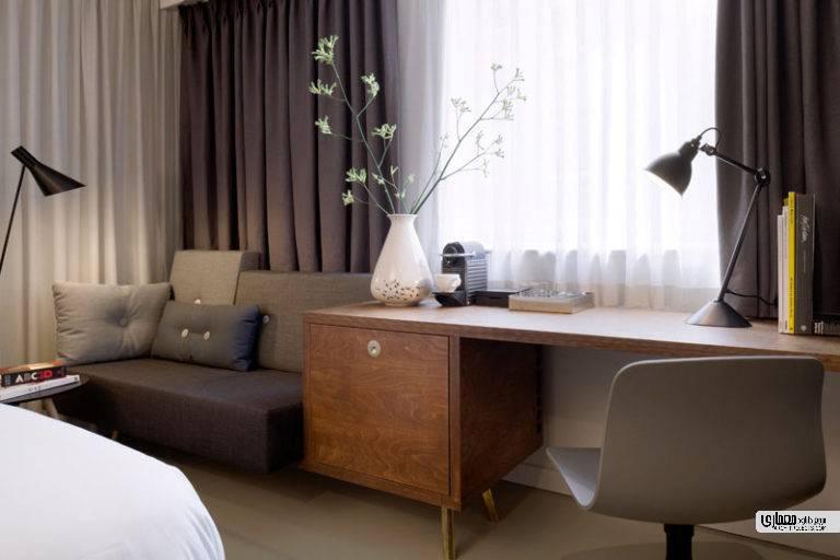 طراحی اتاق هتل
