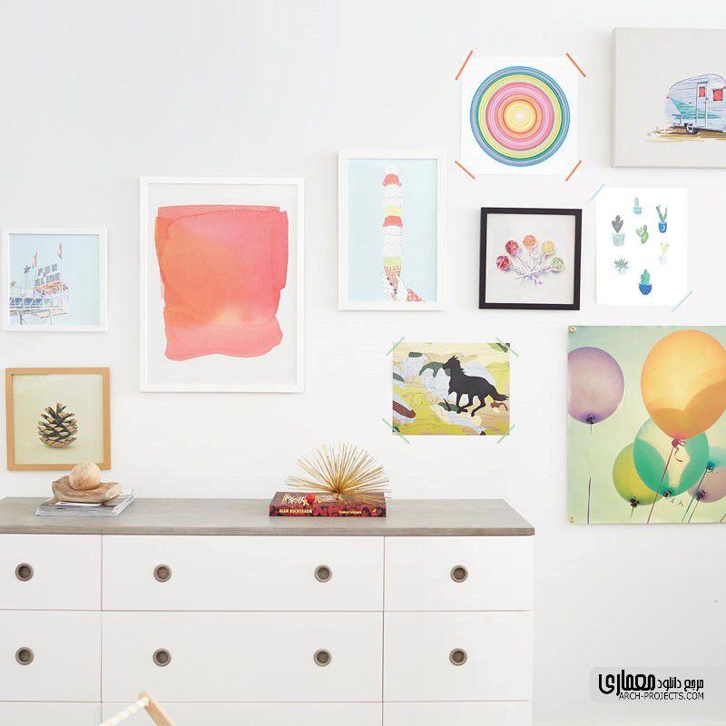 طراحی اتاق خواب دخترانه
