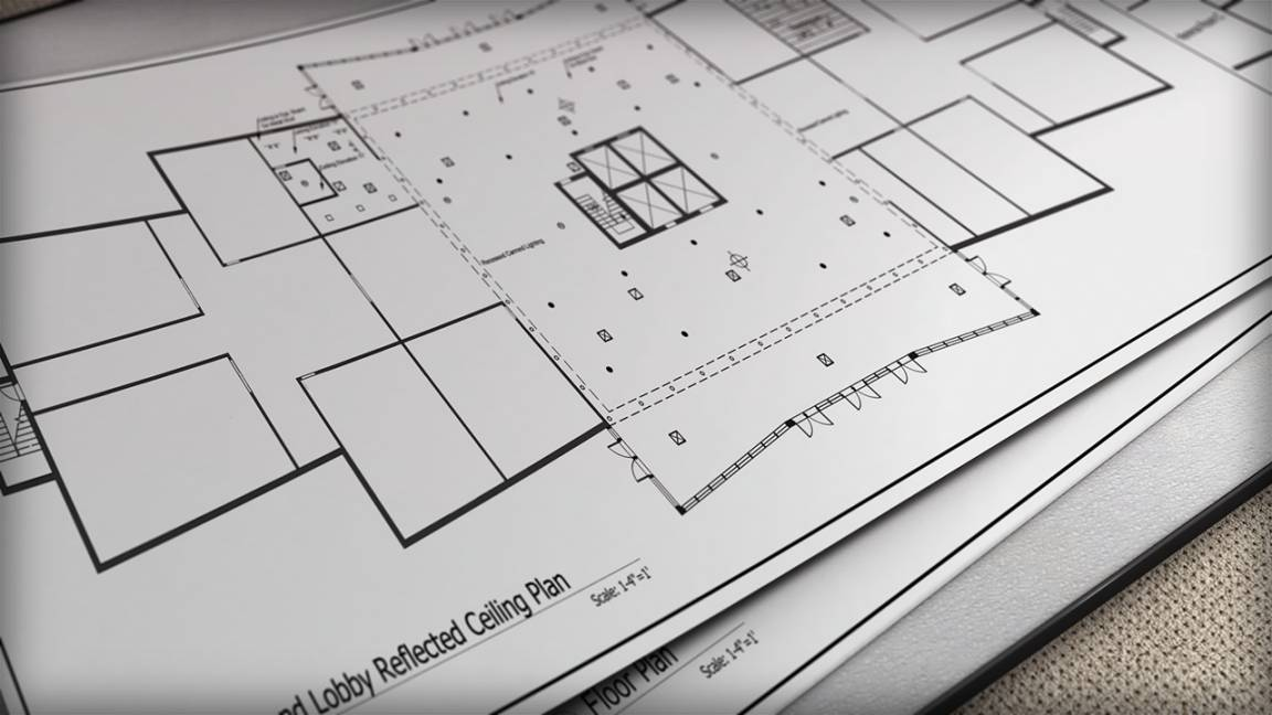 آموزش طراحی پلان فنداسیون در اتوکد