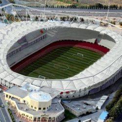 طراحی استادیوم ورزشی امام رضا