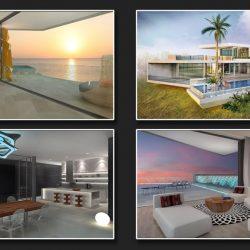 آموزش رندرینگ معماری با VRay در 3ds Max