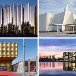 13 موزه با معماری شاخص در جهان