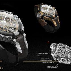 آموزش طراحی ساعت در Rhino و KeyShot