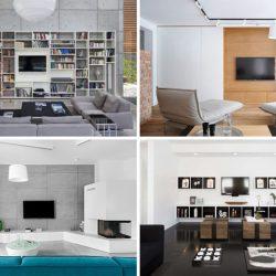 8 ایده طراحی تی وی روم