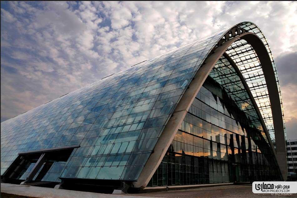 سازه عظیم Berliner Bogen ( قوس برلین)