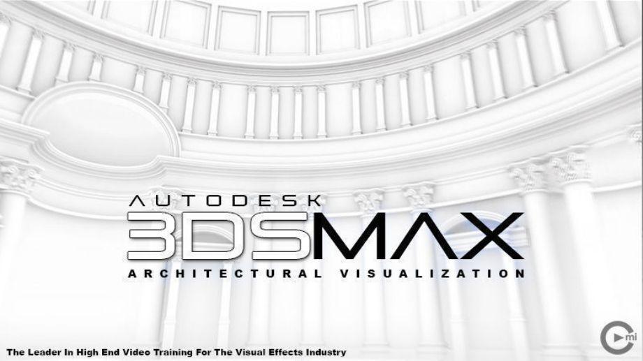 آموزش مدل سازی نمای داخلی کلاسیک در 3ds Max