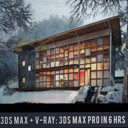 آموزش حرفه ای کار با 3dMax و VRay و Photoshop