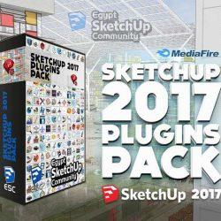 دانلود مجموعه پلاگین SketchUp 2017