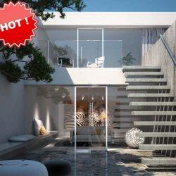 آموزش طراحی بیرونی ساختمان در 3ds Max