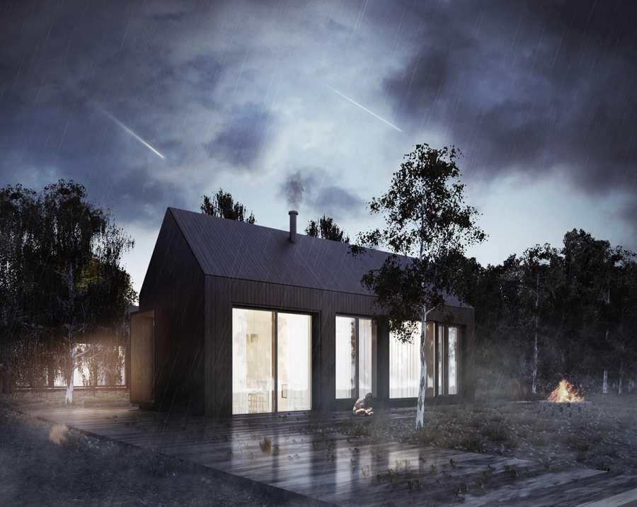 آموزش طراحی داخلی و خارجی ساختمان