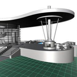 آموزش طراحی سایت پلان در راینو