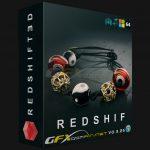 دانلودپلاگین Redshift3D