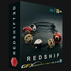 دانلود پلاگین Redshift3D v0.3.25
