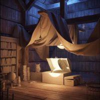 آموزش طراحی صحنه داخلی در Marvelous Designer