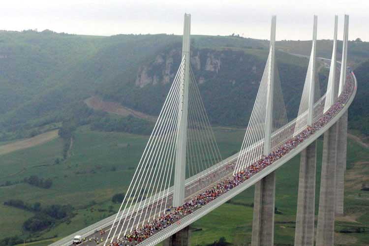 بلندترین پل جادهای جهان
