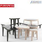 دانلود مدل سه بعدی میز
