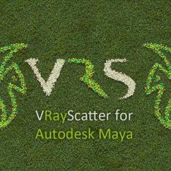 دانلود پلاگین VRayScatter V4.299.042