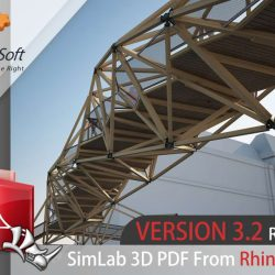 دانلود پلاگین SimLab 3D PDF 3.2